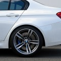 Alpine White BMW F80 M3 Gets Low And Wide At European Auto Source 6 120x120