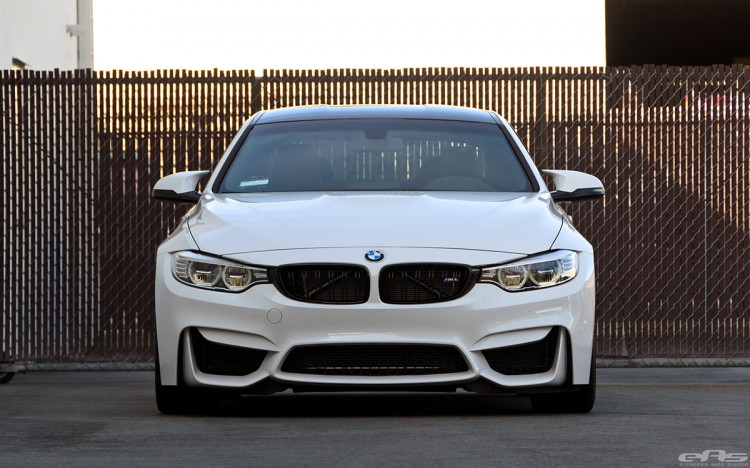 Alpine White BMW F82 M4 In For Some Mods At EAS 16 750x468