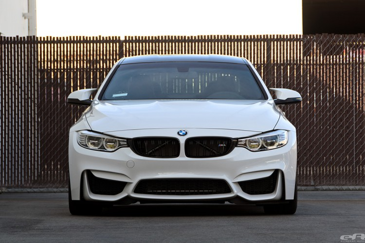 Alpine White BMW F82 M4 In For Some Mods At EAS 16 750x500