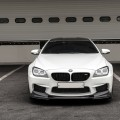 Alpine White BMW M6 Gran Coupe With 3D Design Aero Image 7 120x120