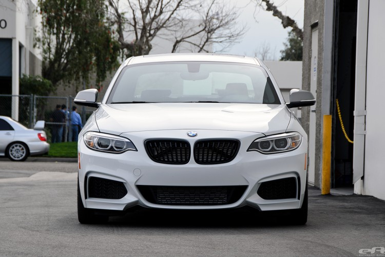 Alpine White M235i Gets Lowered At European Auto Source 10 750x500