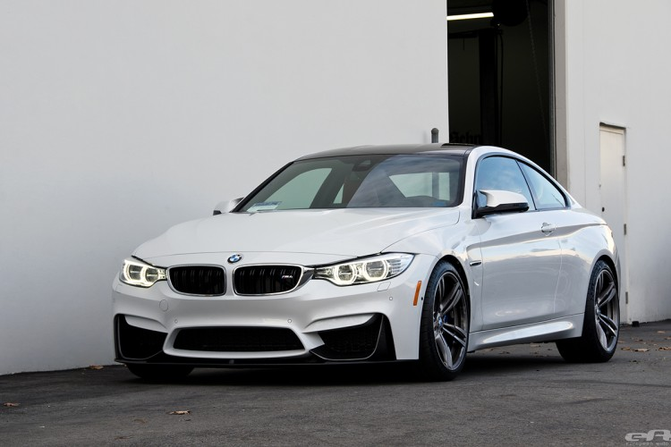 Another Alpine White BMW M3 Build By European Auto Source 10 750x500