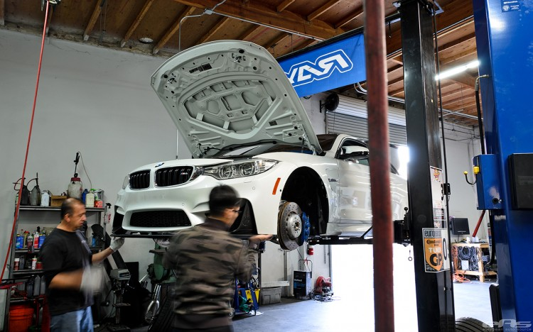Another Alpine White BMW M3 Build By European Auto Source 3 750x468