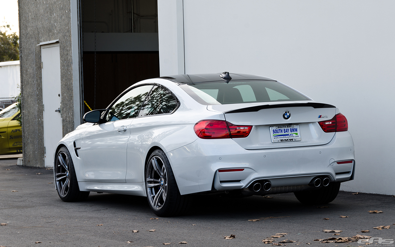 Another Alpine White BMW M4