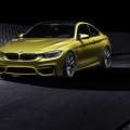 Austin Yellow BMW F82 M4 On VMR Wheels By EAS