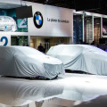 Autosalon Paris 2014 BMW 2er Gran Tourer F46 verhuellt 120x120