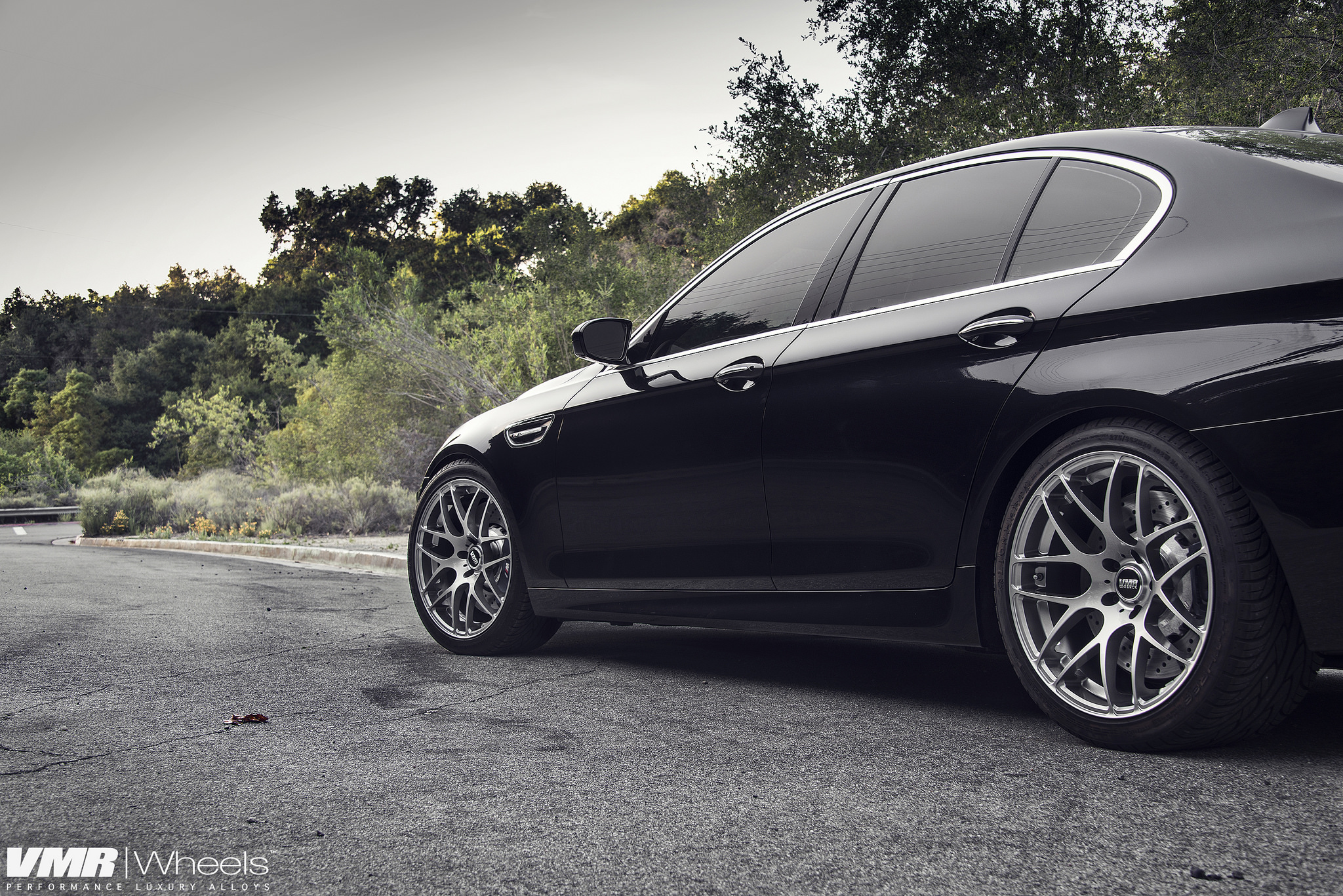 Azurite Black Bmw F10 M5 Is A Definition Of Beautiful