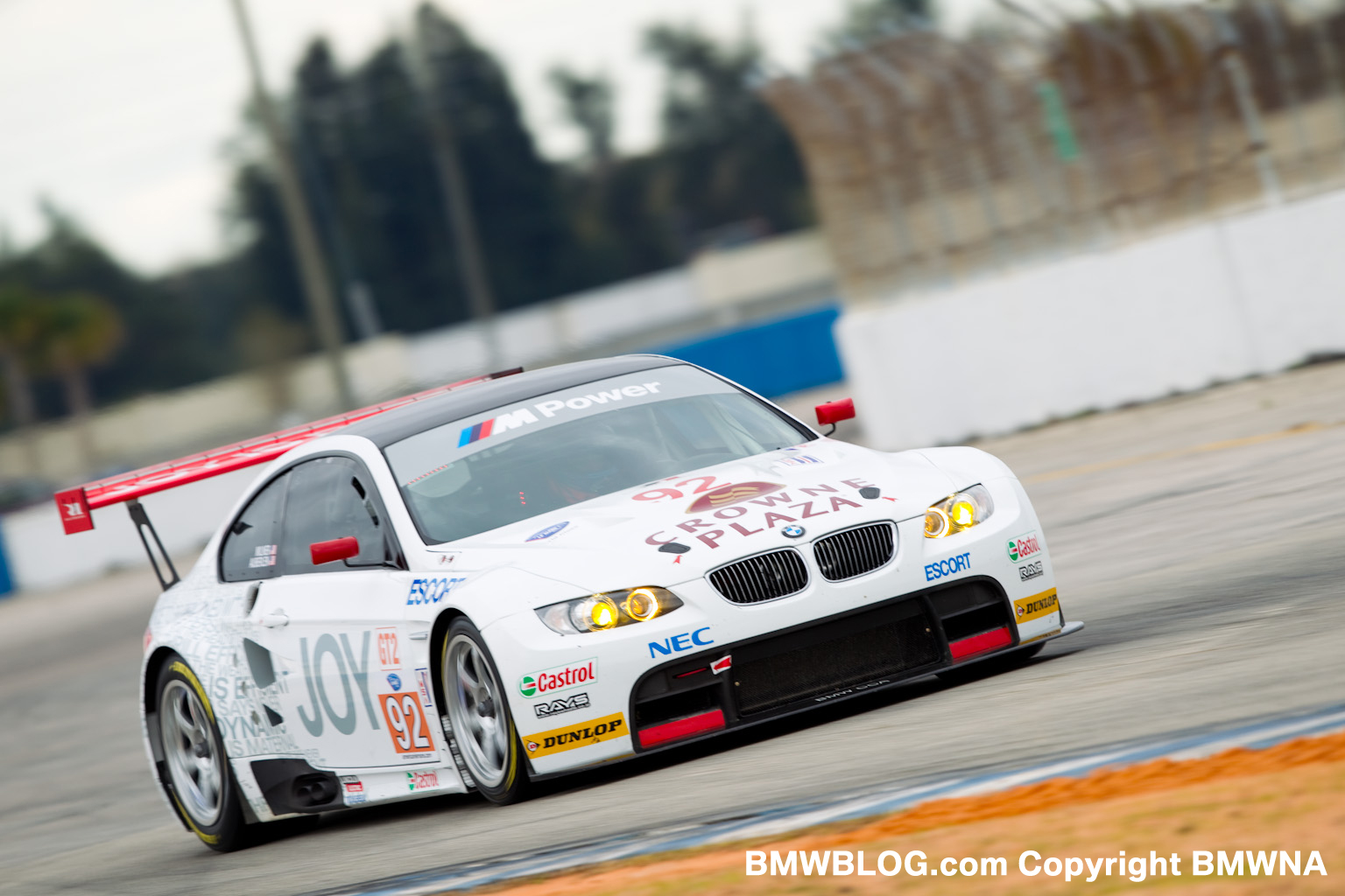 Exclusive: BMW Rahal Letterman unveils M3 racing cars for ...