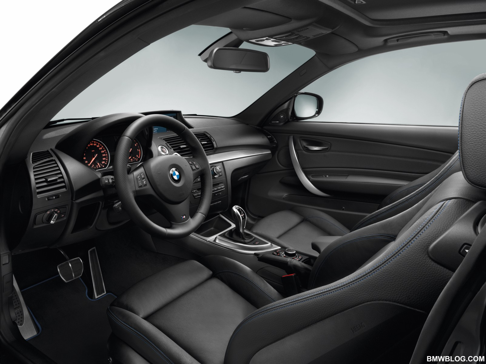 BMW model year update measures for March 2012