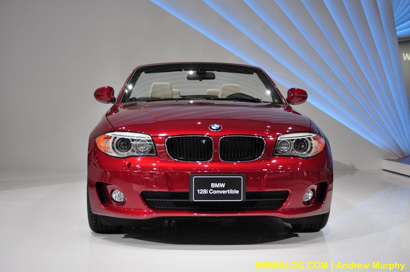 BMW 1 Series LCI Detroit Auto Show 9