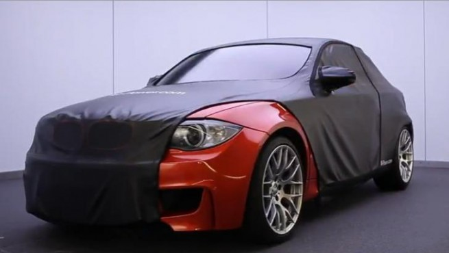 BMW 1 Series M Coupe 655x370