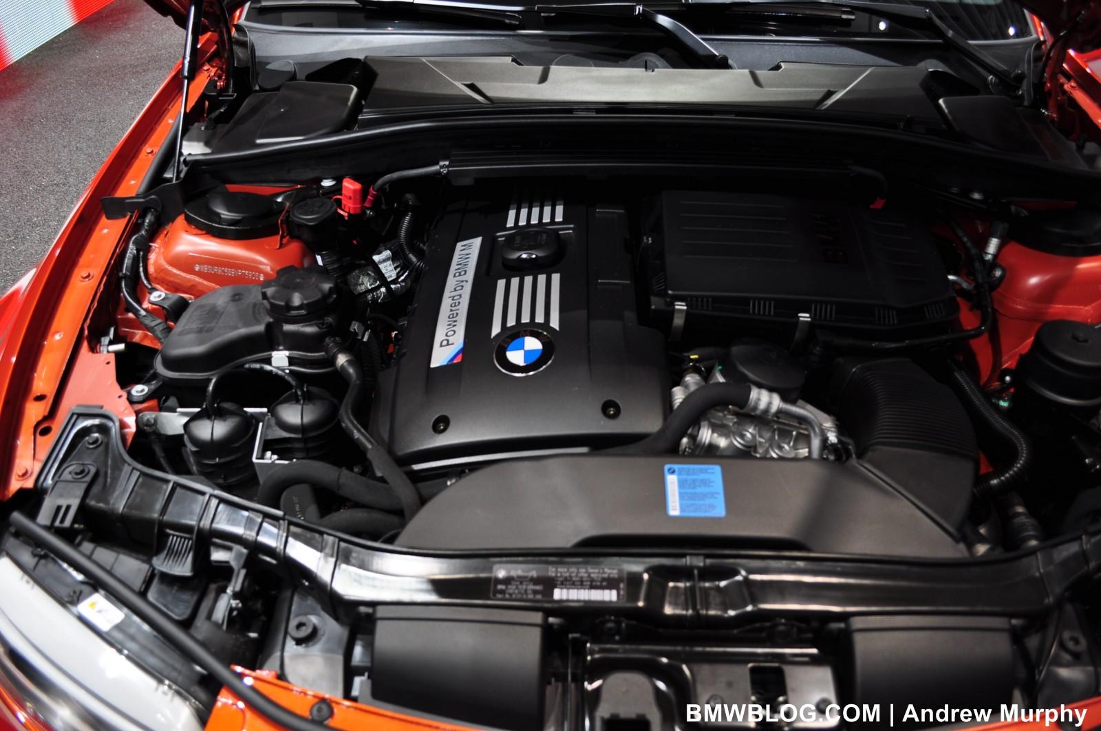 BMW 1 Series M Coupe Detroit Auto Show 15