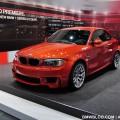 BMW 1 Series M Coupe Detroit Auto Show 83 120x120