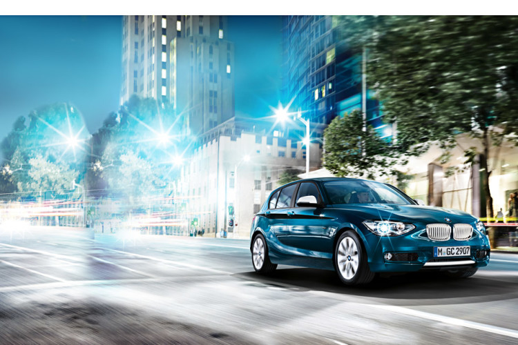 BMW 116d EfficientDynamics 750x500