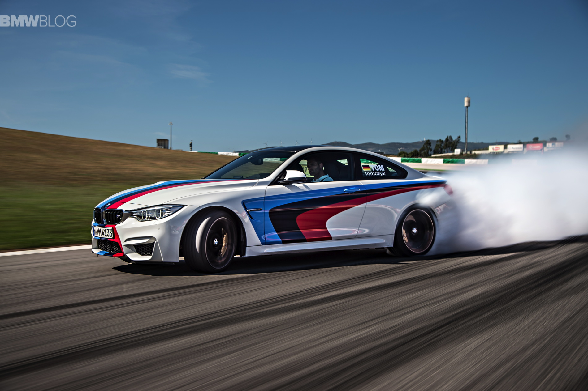 Castrol Edge Titanium Features The New Bmw M4