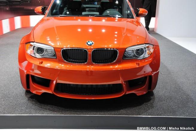 BMW 1M 2011 NAIAS 6 655x438