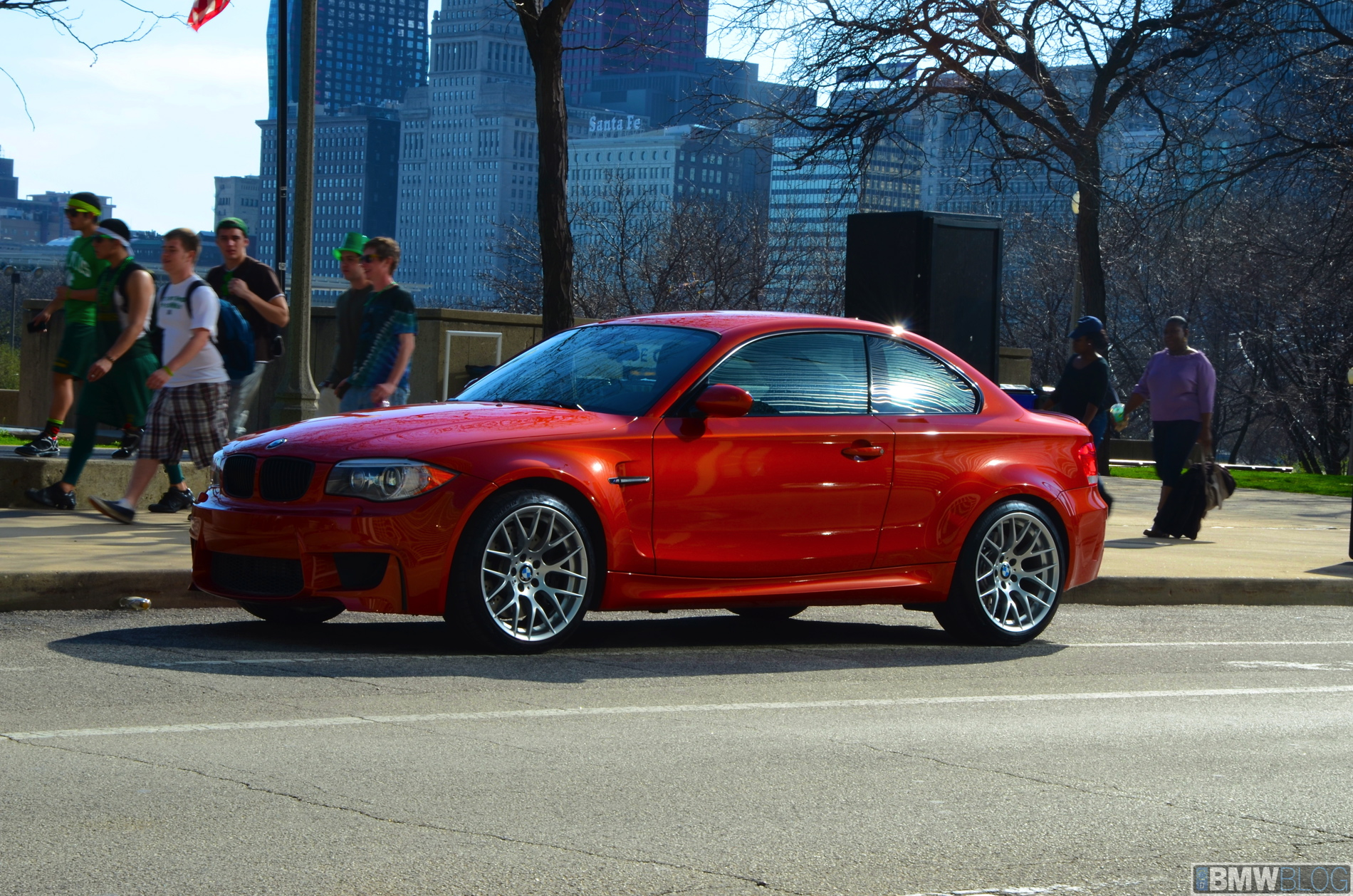BMW 1M Chicago 06