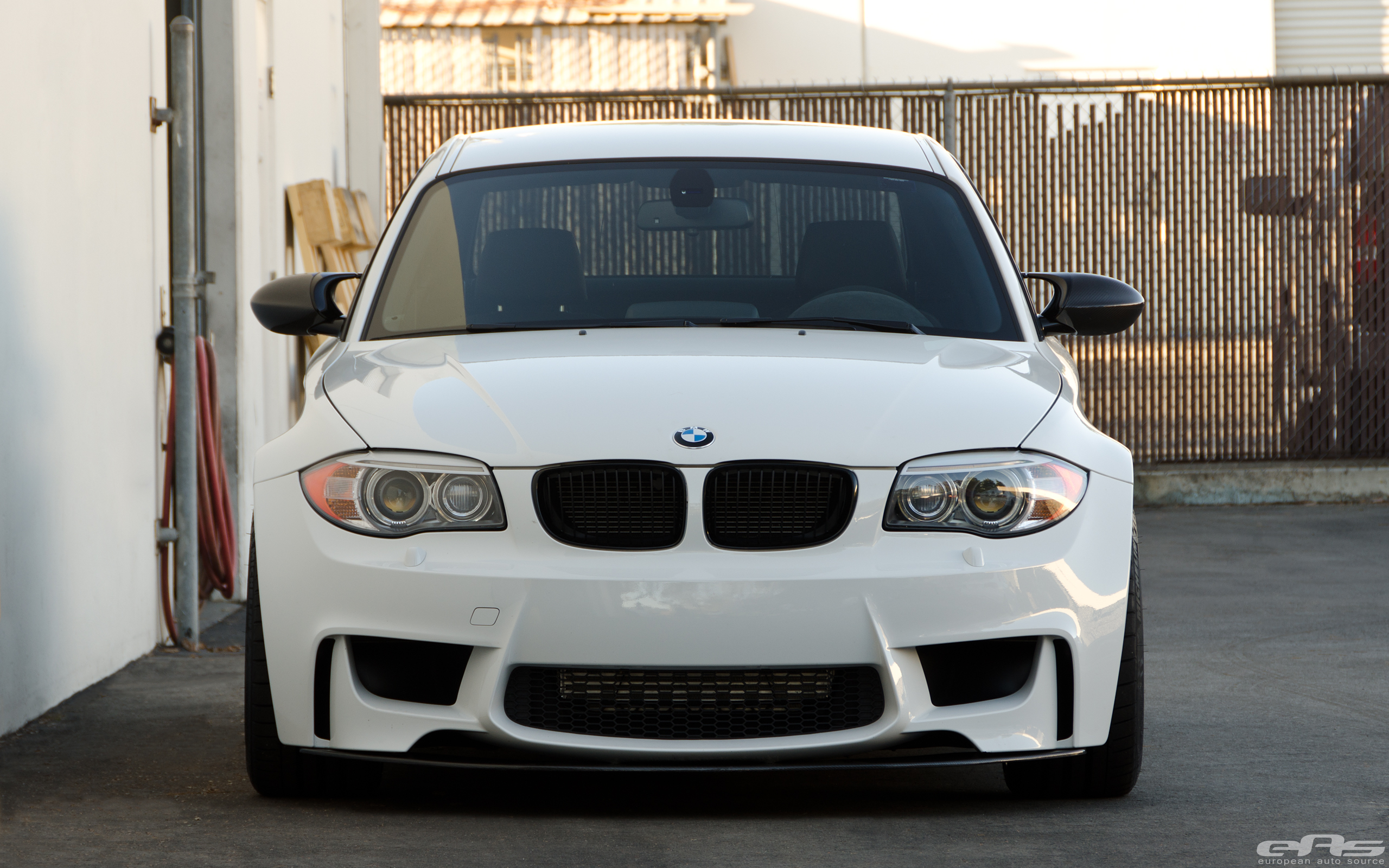 BMW 1M Gets Coilovers And Wheels 21