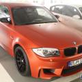 BMW 1M matte orange 120x120