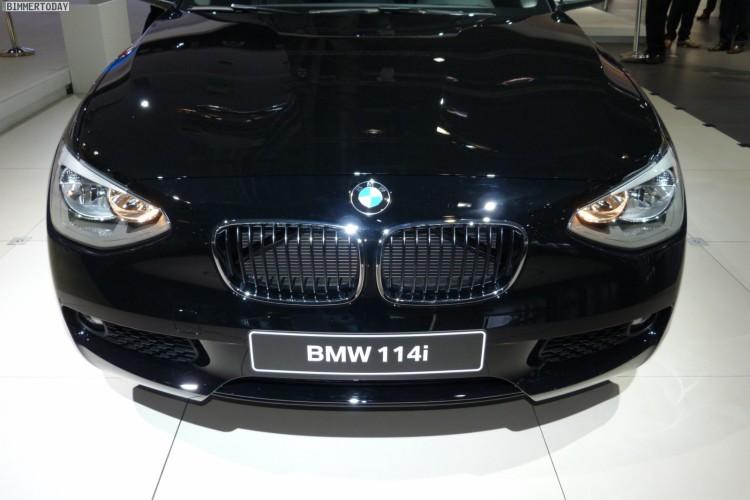 BMW 1er Dreituerer F21 AMI Leipzig 2012 114i 02 750x500