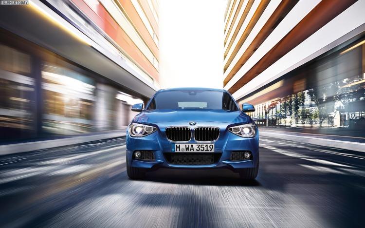 BMW 1er Dreituerer F21 M Sportpaket Wallpaper 1920x1200 042 750x468