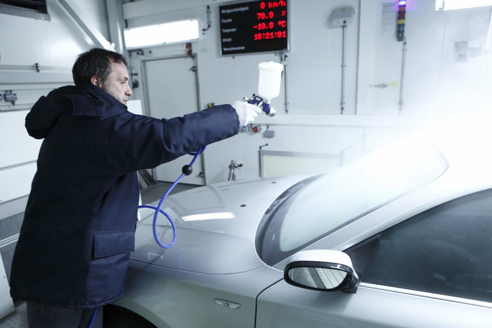 BMW 1er EVZ Kaeltepruefstand 12