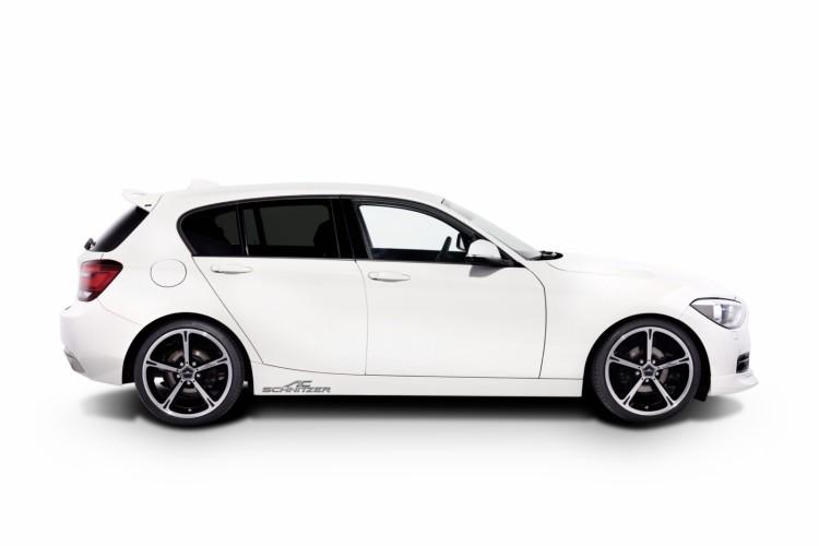 BMW 1er F20 AC Schnitzer Essen Motor Show 2011 01 750x500