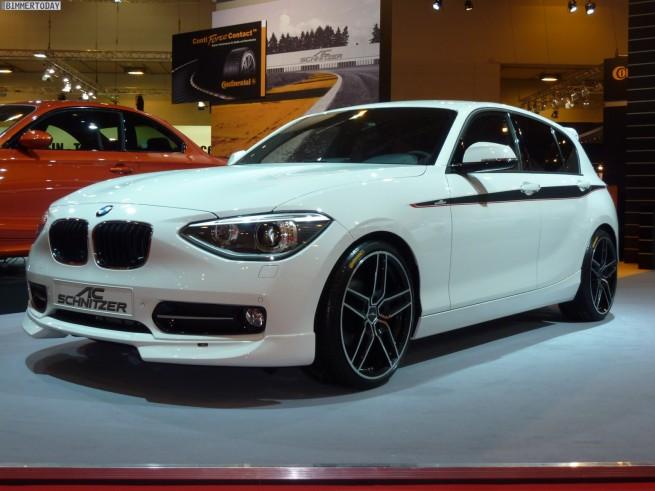 BMW 1er F20 ACS1 AC Schnitzer Essen Motor Show 2011 03 655x491