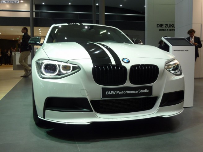 BMW 1er F20 Performance Studie IAA 2011 06 655x491