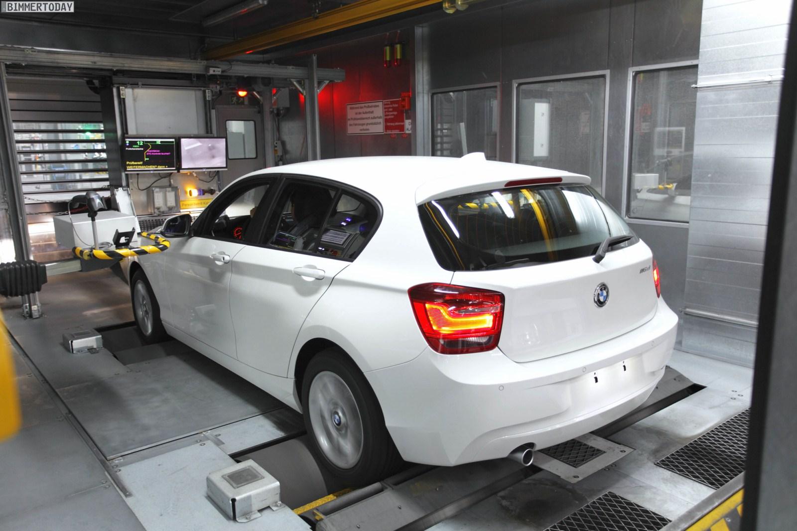 BMW 1er F20 Produktion Regensburg 01