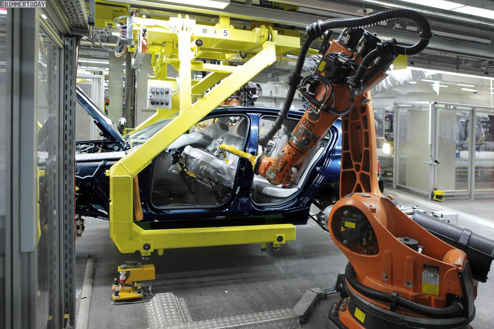 BMW 1er F20 Produktion Regensburg 03