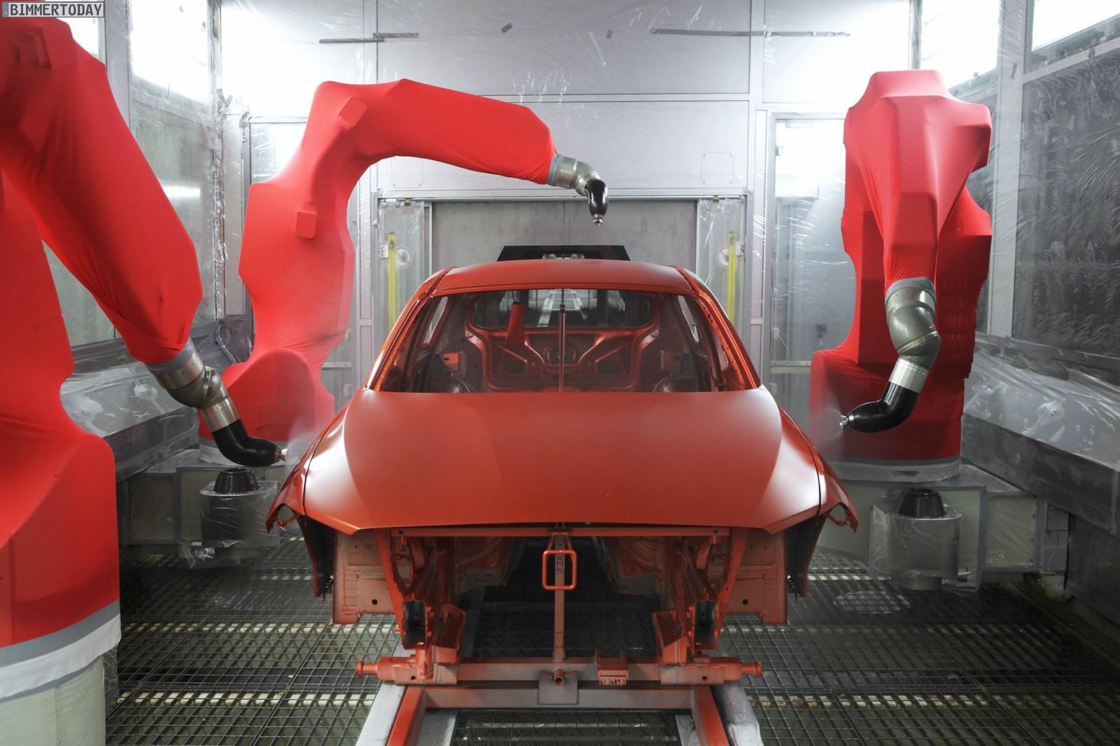BMW 1er F20 Produktion Regensburg 07