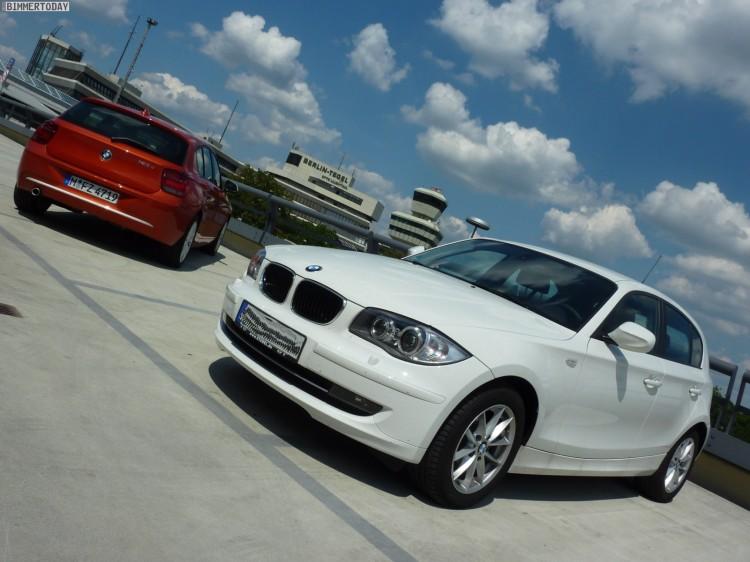 BMW 1er F20 vs E87 head to head Berlin 28 750x562