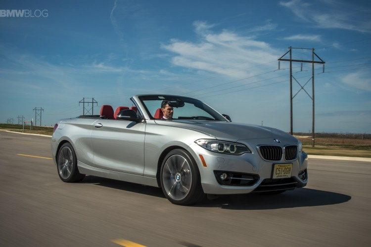 BMW 2 SERIES CONVERTIBLE TEST DRIVE images 03 750x500