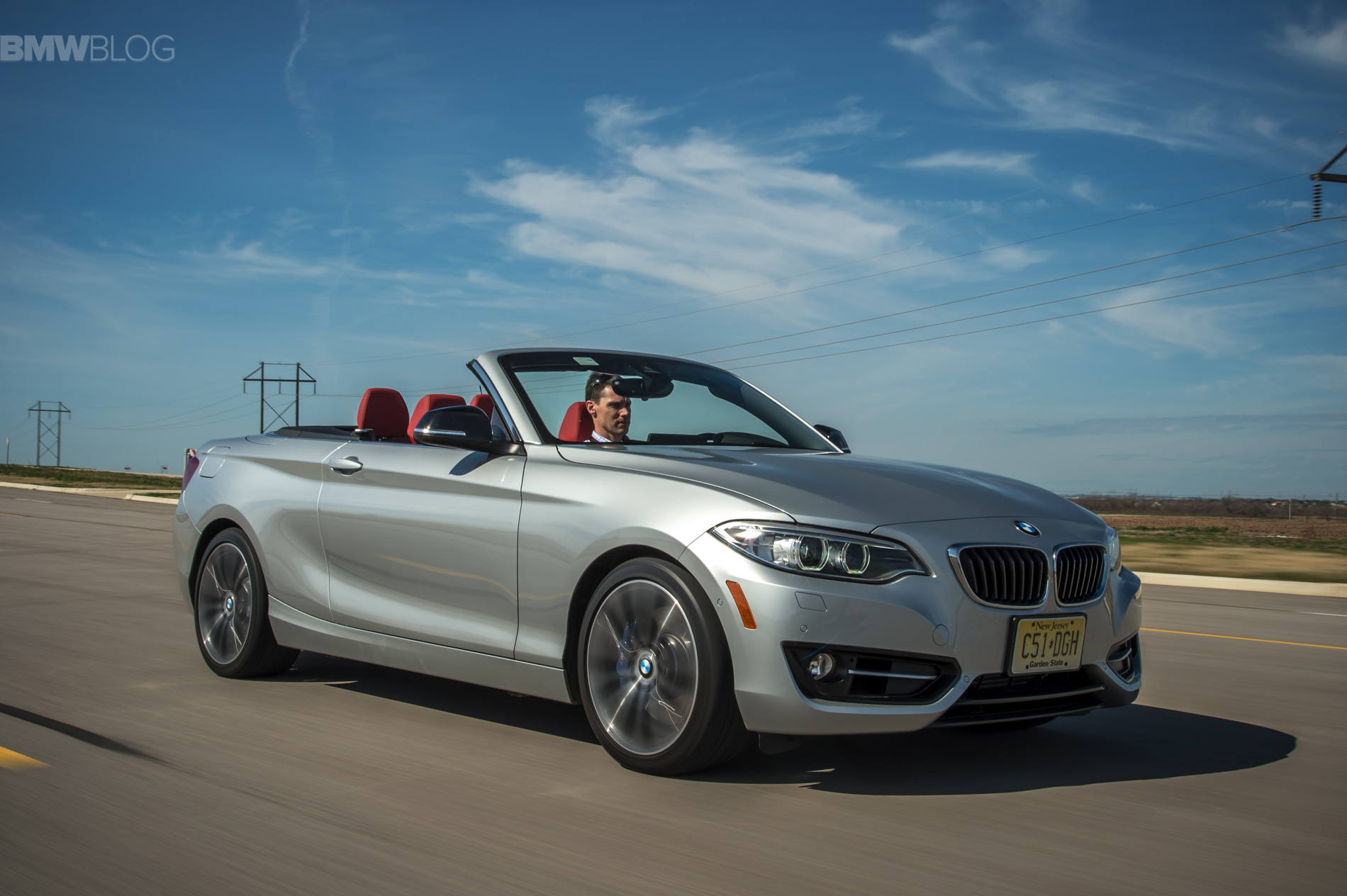 BMW 2 SERIES CONVERTIBLE TEST DRIVE Images 04