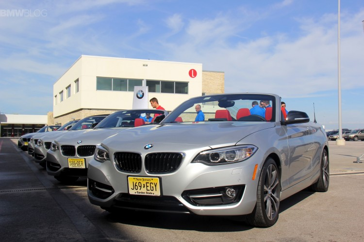 BMW 2 SERIES CONVERTIBLE TEST DRIVE images 08 750x500
