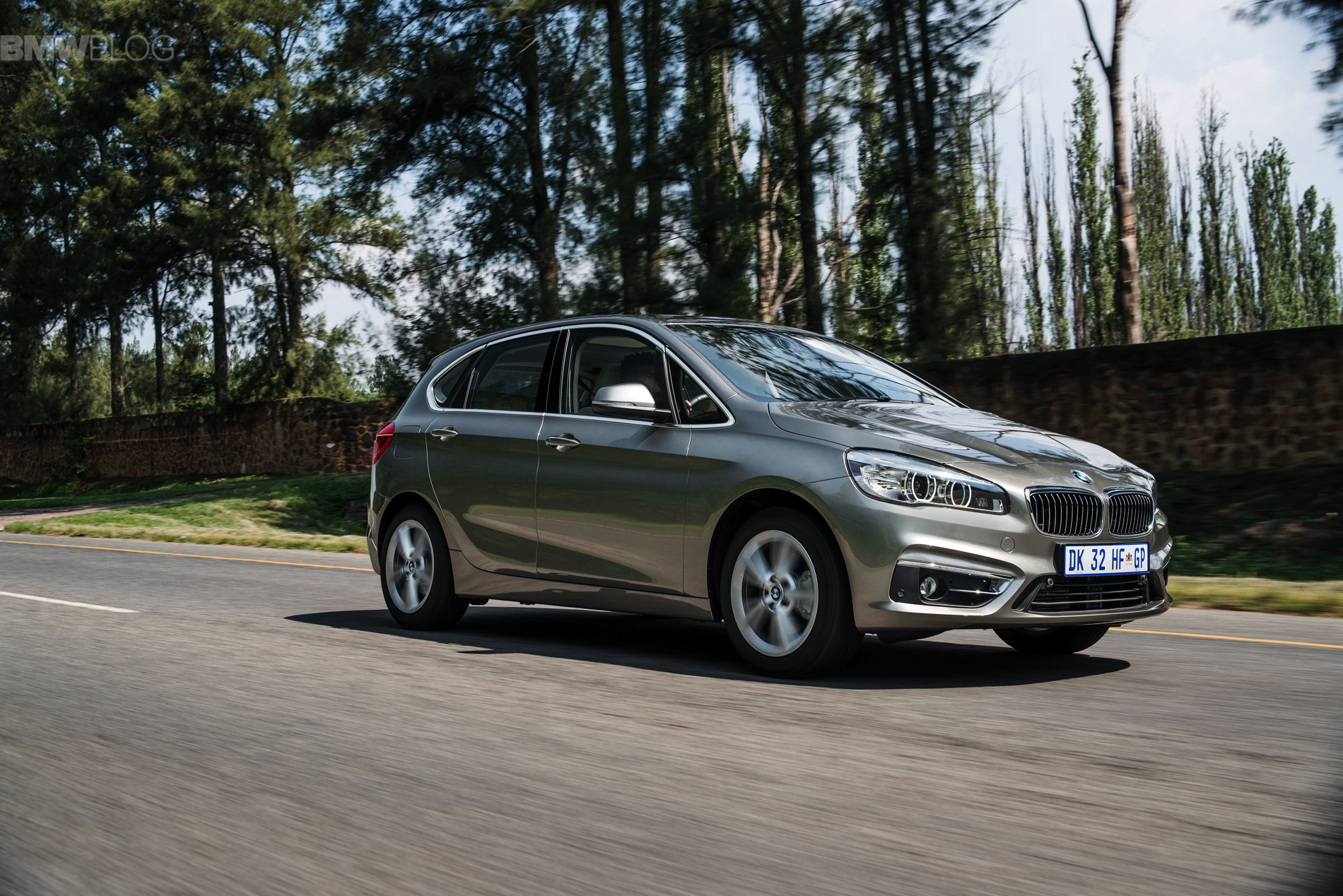 BMW 2 Series Active Tourer South Africa 30