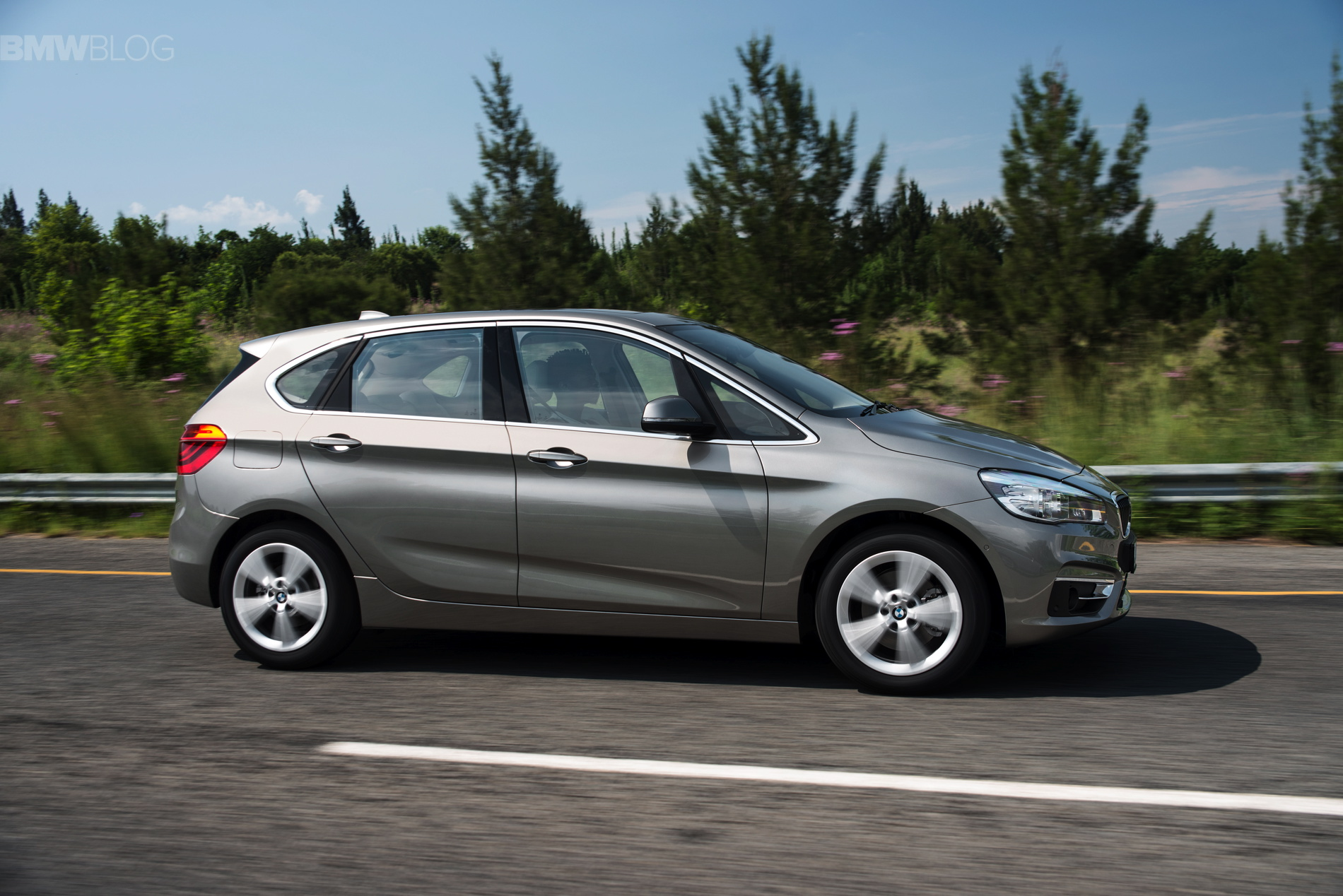 BMW 2 Series Active Tourer South Africa 31