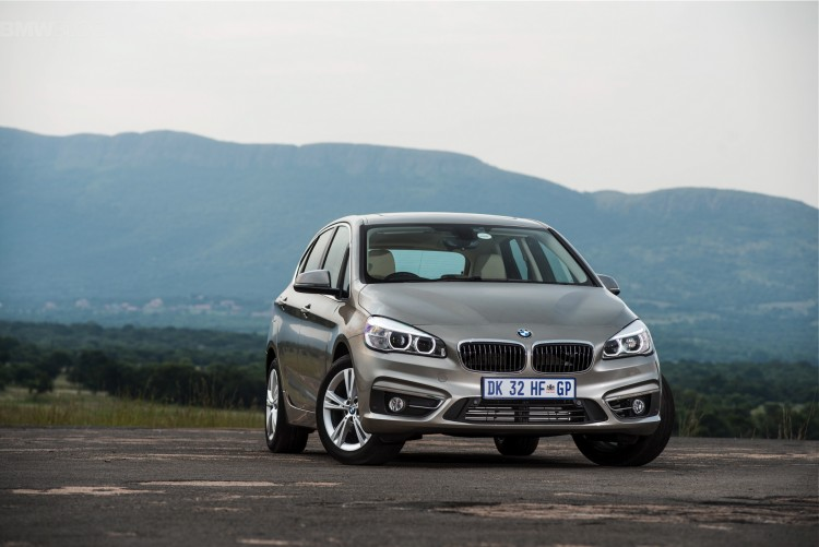 BMW 2 Series Active Tourer South Africa 42 750x501