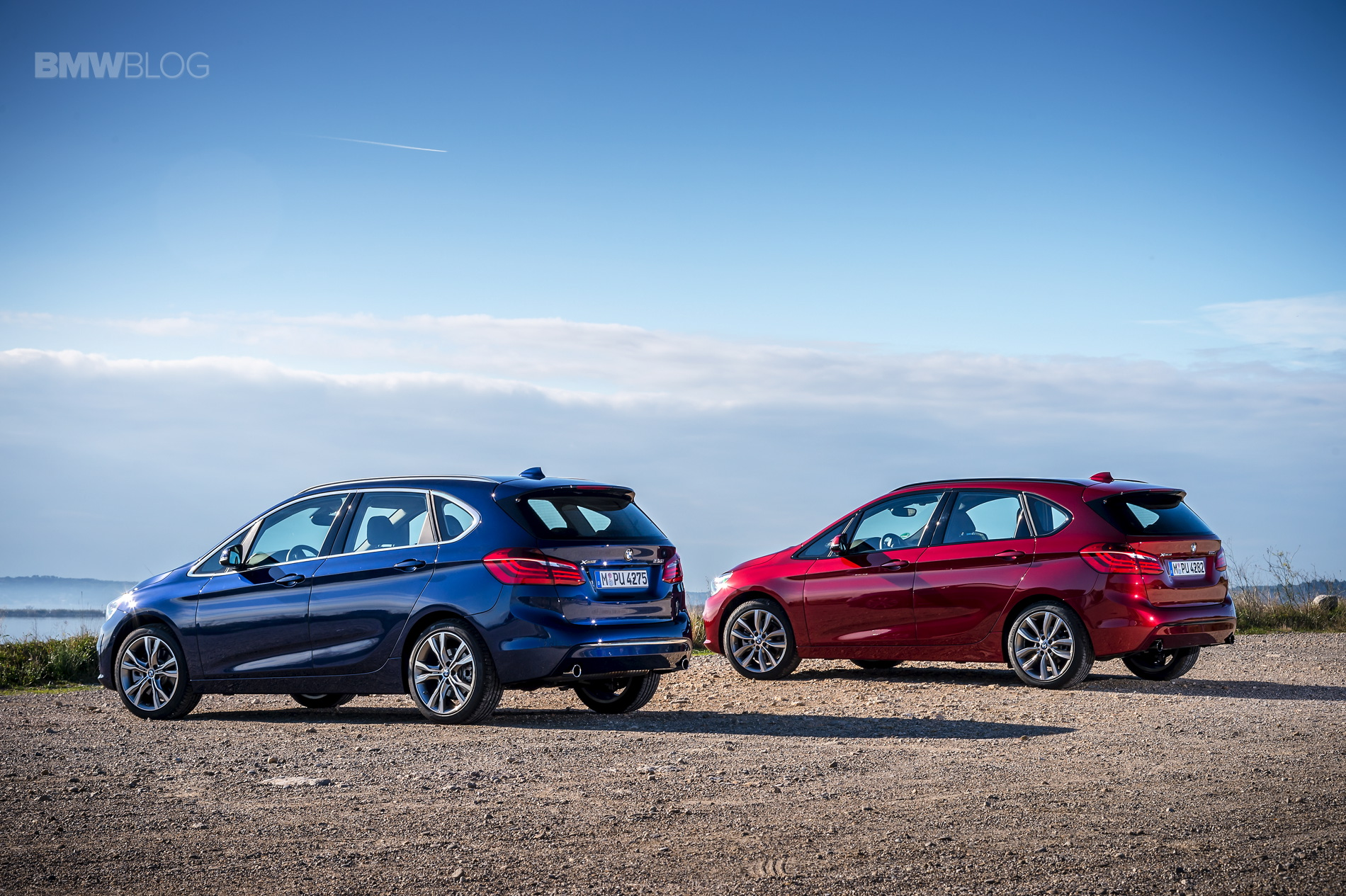 BMW 2 Series Active Tourer xdrive 11