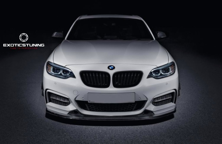 BMW 2 Series Tuning Kit By Exotics Tuning 5 750x487