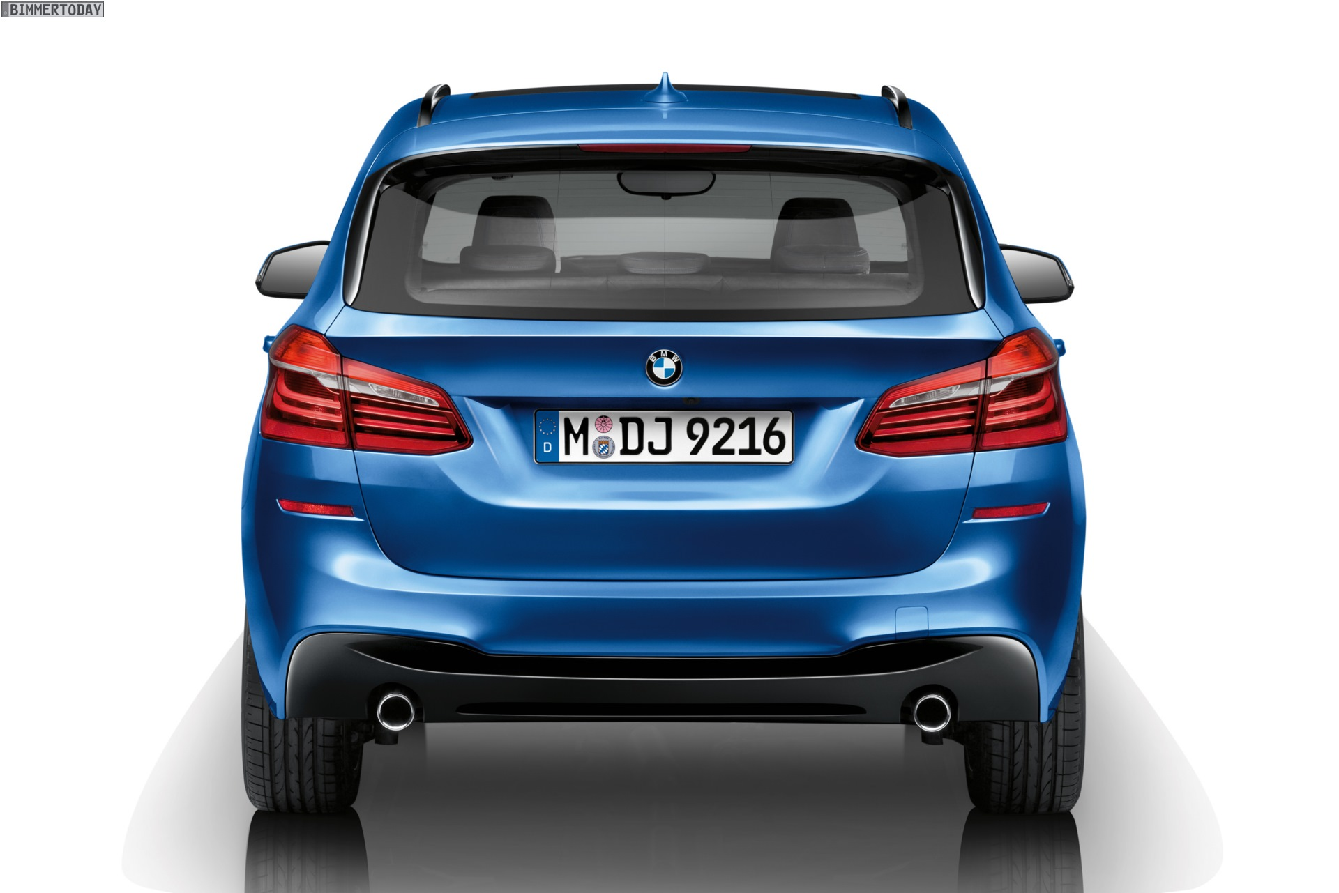 bmw 225i active tourer with m sport package. Black Bedroom Furniture Sets. Home Design Ideas