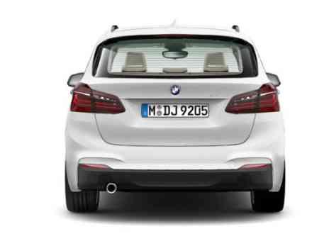BMW 2er Active Tourer M Sportpaket F45 Entwurf Marcel Fetzberger 3