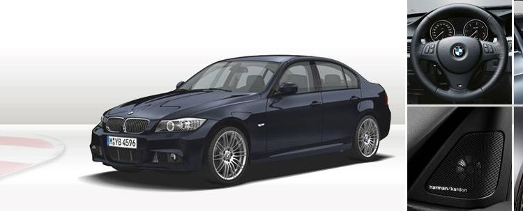 BMW 3 Series Carbon Sport Edition  750x303
