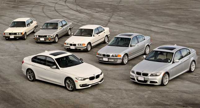 Great BMW 3 Series History1