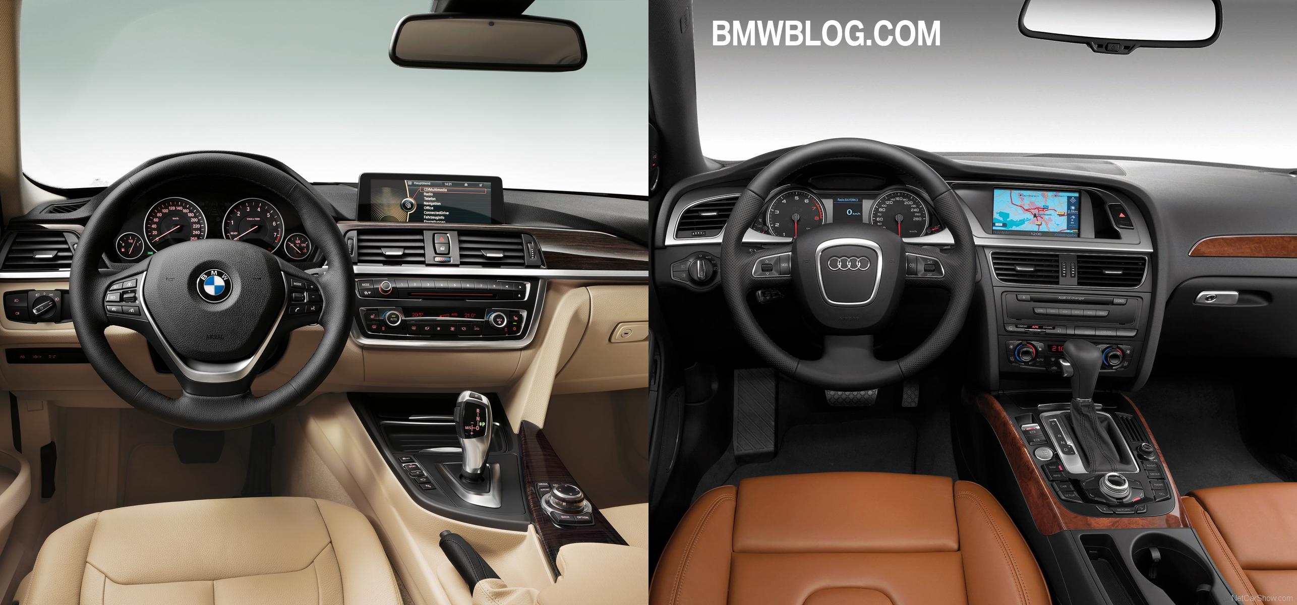 Photo Comparison Audi A Vs BMW Series - Bmw 328i vs audi a4