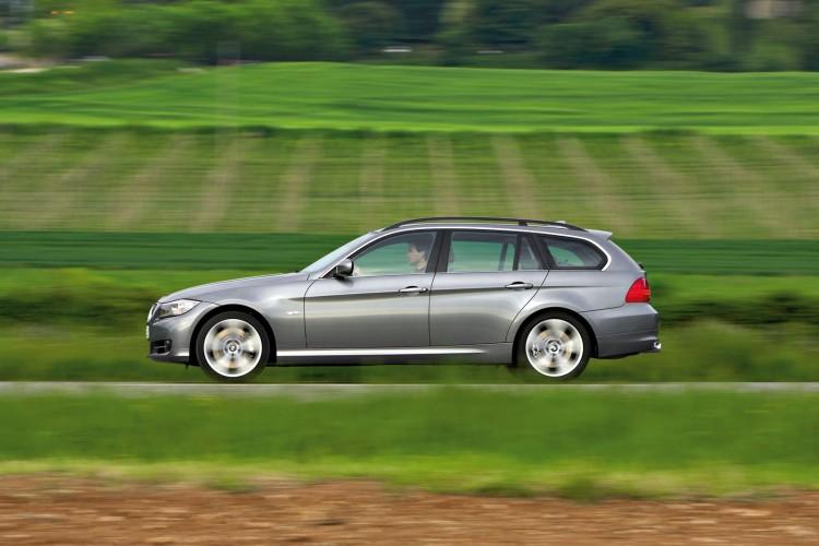BMW 320d EfficientDynamics Edition Touring E91 750x500