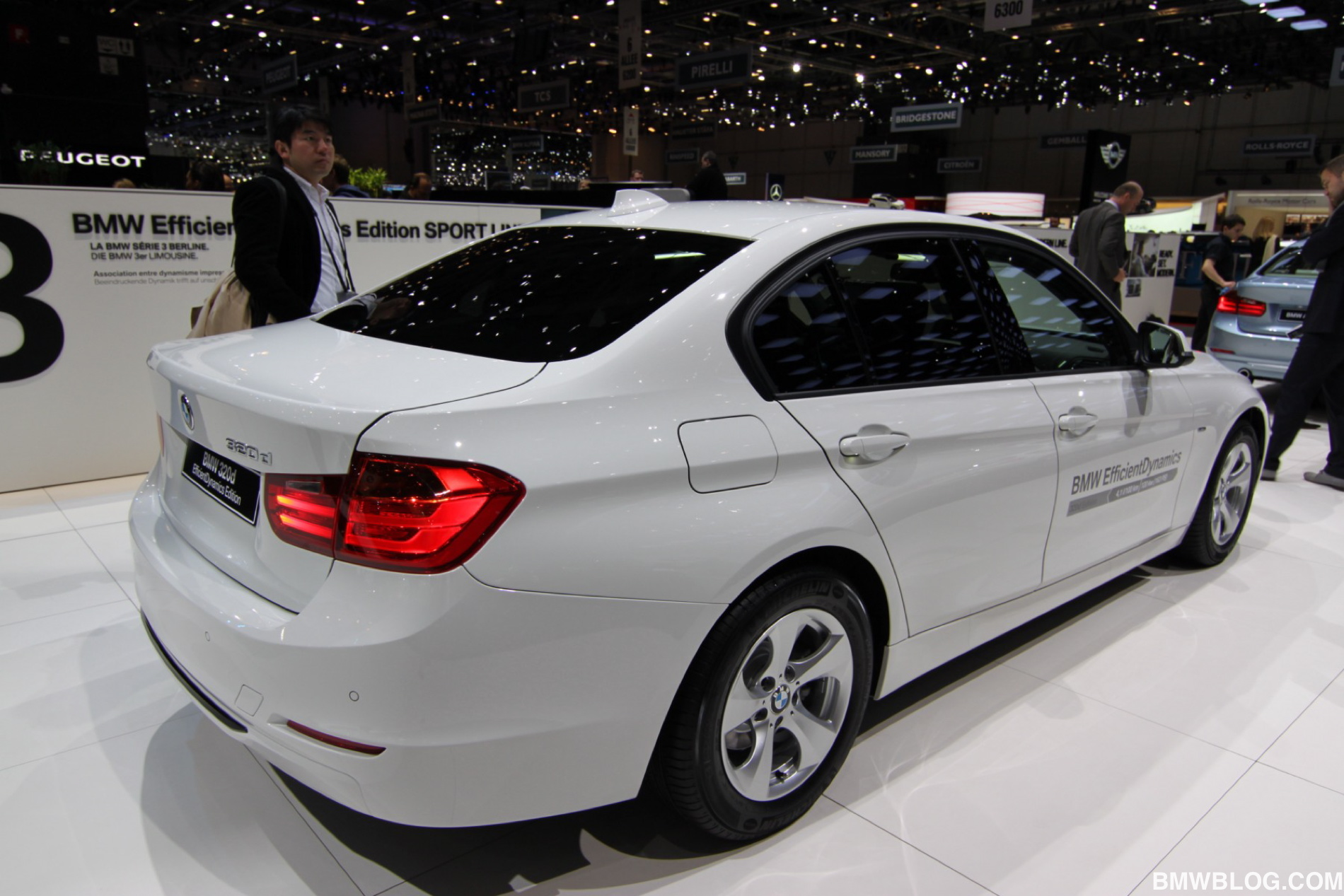 BMW 320d ed 02