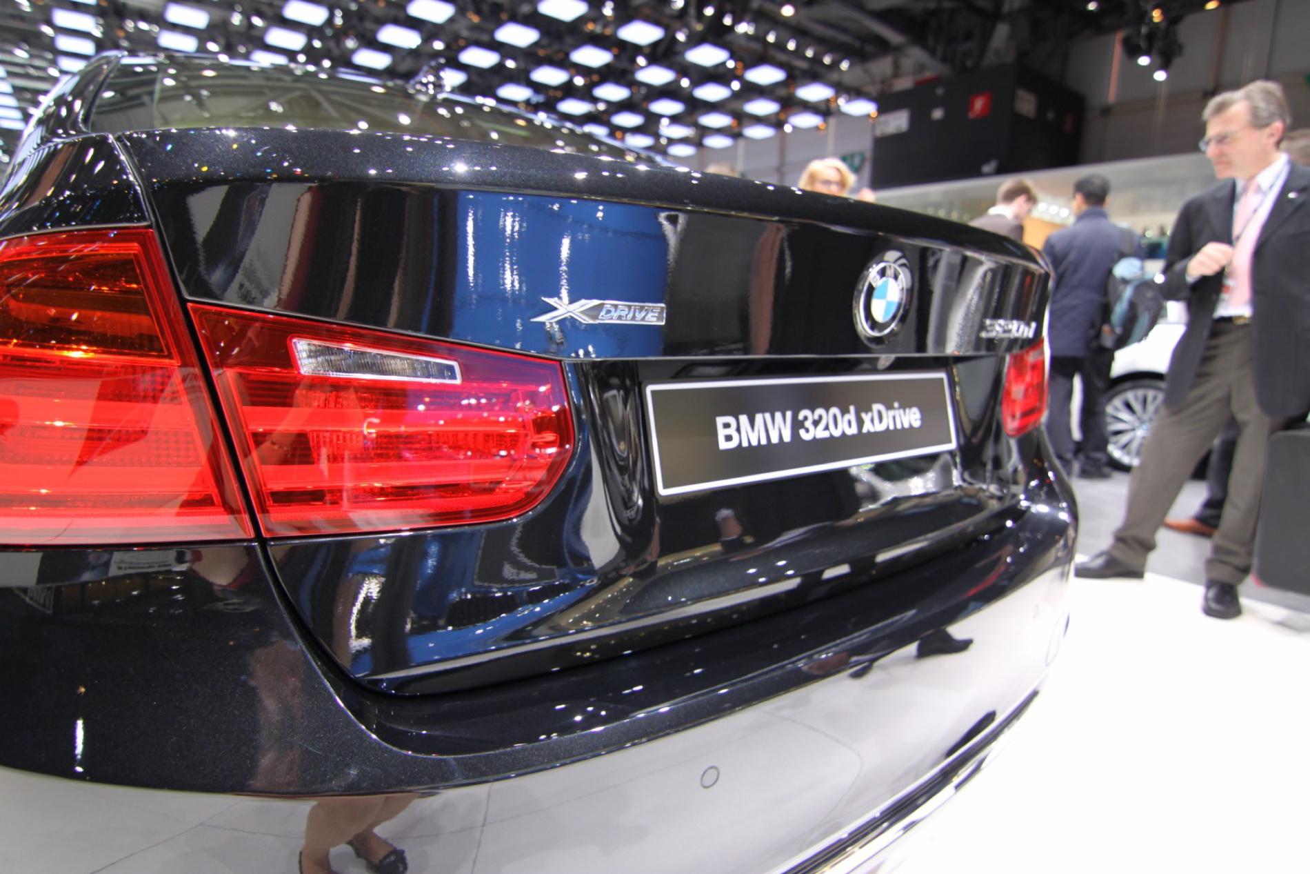 BMW 320d xdrive 06