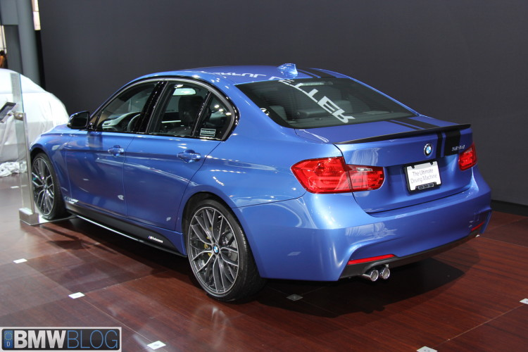 2013 nyias bmw 328i m performance parts
